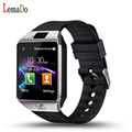 LEMADO DZ09 Bluetooth Smart Watch support SIM TF card with 0.3MP camera For Android Apple Phone Clock