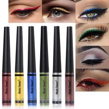 Eyeliner, Waterproof Brightening Eyes Makeup Shimmer Eye Liner Pencil Long Lasting