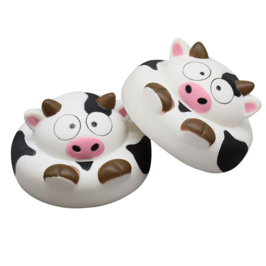 Funny Novelty toys Squeeze Squishy Jumbo Stress Stretch Dog Cream Scented Slow Rising Toys Adults relieve stress