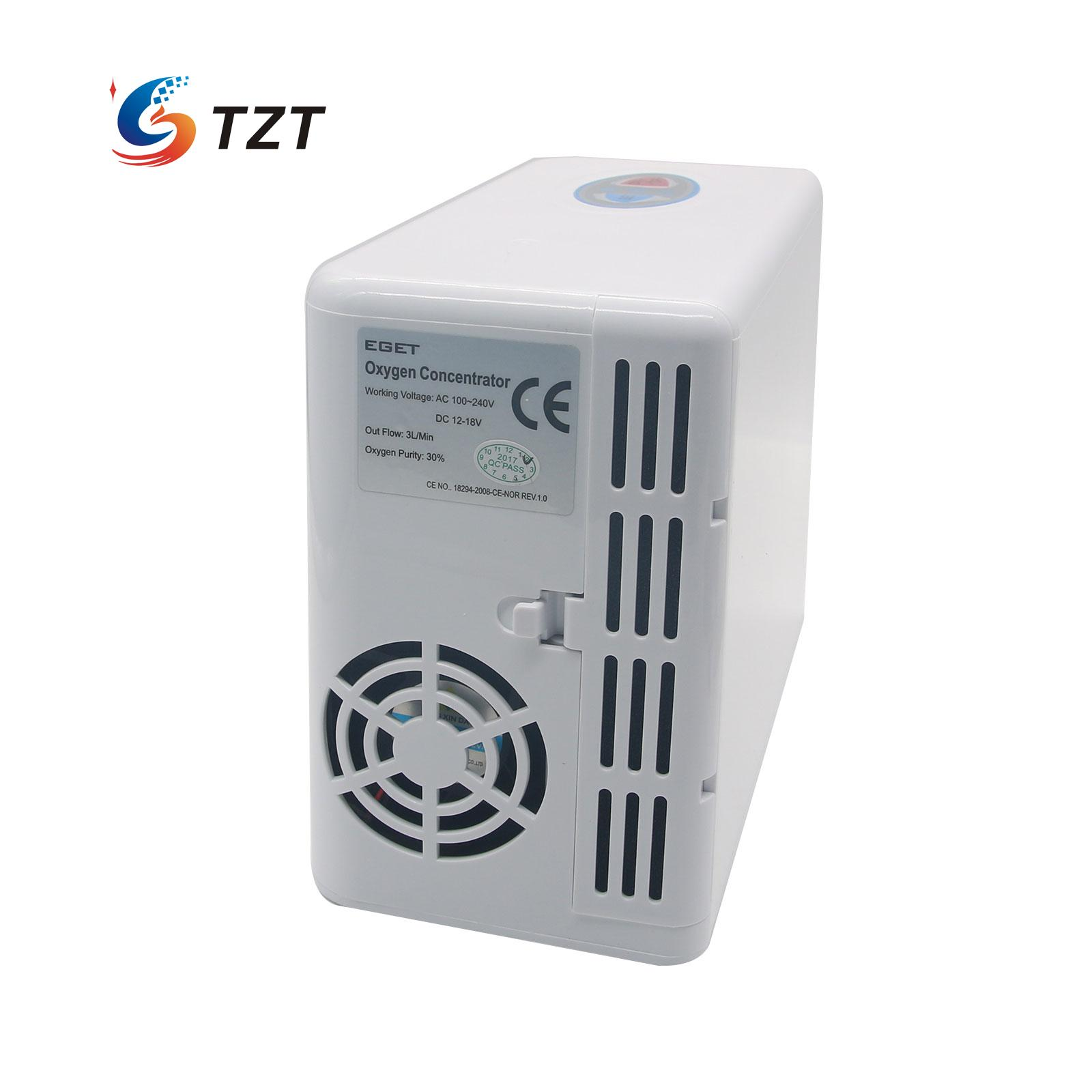 2017 MO H04CD Portable Oxygen Concentrator Generator e Battery