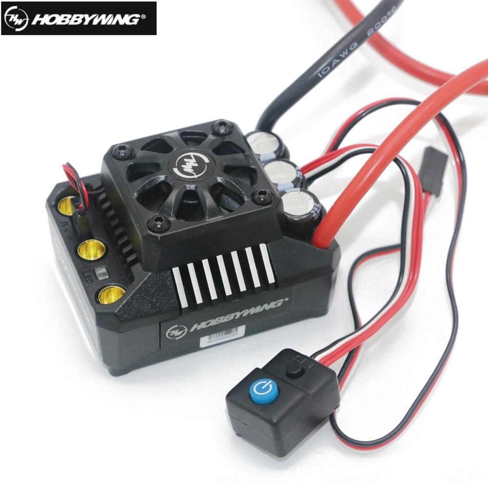 Hobbywing EZRUN Max8 V3 150A Waterproof Brushless ESC TRX PLUG For RC 1 8 Traxxas E