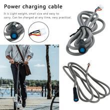 Зарядный кабель для Xiaomi M365 электрический скутер контроллер для адаптера питания кабель зарядное устройство кабель штекер