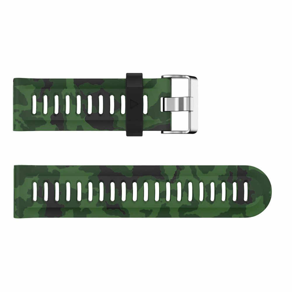 Replacement Silicagel Soft Quick Release Easy fit Watch Band Strap For Garmin Fenix 5 Forerunne 935 GPS Watch fitness tracker#25