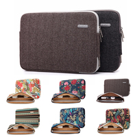 Hot Sale Kayond Brand Laptop Sleeve Case Business Computer Bag Canvas Mouse Power Bag For Ipad