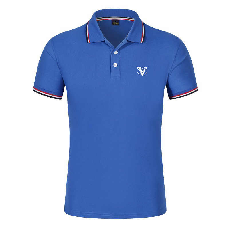 2019 New Men's Polo Shirt For Men Desiger Polos Men Cotton Short Sleeve shirt Clothes jerseys golftennis Plus Size S- 3XL