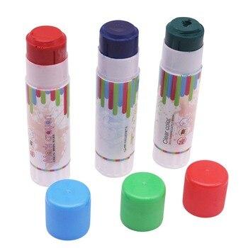 1 pcs Pig Marker Crayon Pig Marker Pen Cattle And Sheep Marker Crayon Farming Mark Crayon Color Optional Washable Clear Color недорого