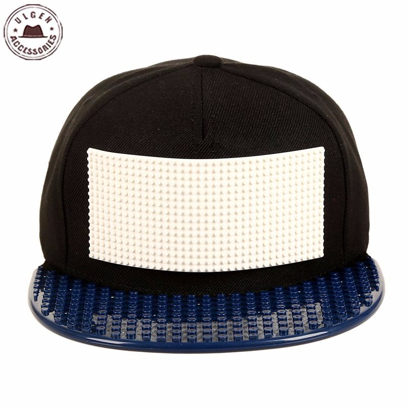 3e75f81e6d Next step after you choose your cap. Pick your front plate and brims!