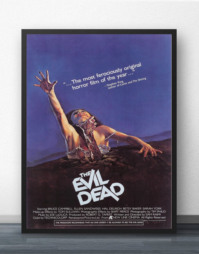 top 10 most popular evil dead poster ideas and get free