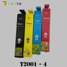 T2001 - T2004 T200XL Ink Cartridge For Epson XP-200 XP-300 XP-400 XP-310 XP-410 XP-510 WorkForce WF-2520 WF-2530 WF-2540 Printer