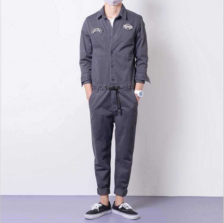 2017 Herrenbekleidung Gd Friseur Mode Beiläufigen Overall Lose Hose Ein Stück Hosen Bodysuit Sängerin Kostüme SorgfäLtig AusgewäHlte Materialien