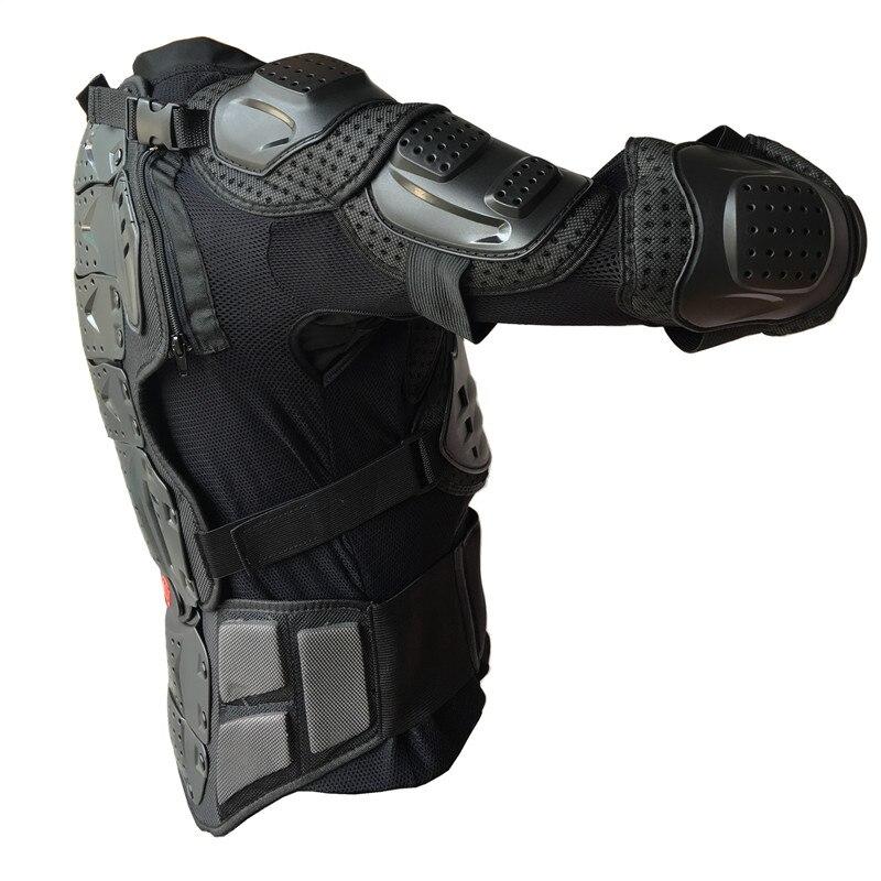 Veste professionnelle de protection de sports de moteur d'armure de corps de vélo de montagne de descente armure de vélo CE approuvée veste de moto - 6
