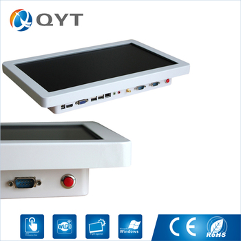 Industrial Pc Manufacturers Chemical Industry 15.6 inch Resolution 1366*768 Celeron 3855U 1.6GHz cpu OEM All In One Touch Pc