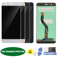 5.1inch LCD Display Screen For Huawei P10 Lite Mobile Phone Digitizer touchs HD Screen Assembly Glass Panel Replacement Parts