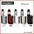 Original Wismec Reuleaux RXmini Kit 80 W Caja MOD 2100 mAh bult-en La Batería RX mini TC Mod con 2 ml Atomizador Tanque pre-orden