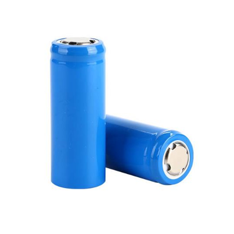 2Pcs/Lot <font><b>3.7V</b></font> 1600Mah rechargeable <font><b>Battery</b></font> <font><b>18500</b></font> <font><b>battery</b></font> <font><b>3.7V</b></font> For lashlight Wholesale Safe <font><b>Li</b></font>-<font><b>Ion</b></font> image