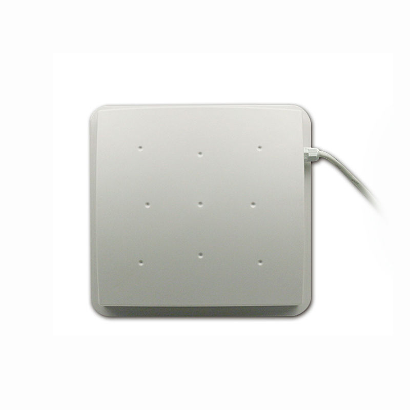 где купить  uhf rfid reader integrated antenna built-in read range up to 3~6m for parking and warehouse management  дешево