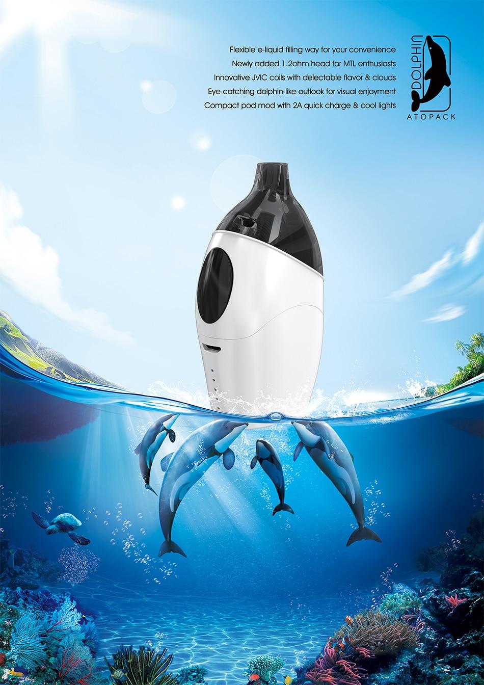 Joyetech Atopack Dolphin vape Kit