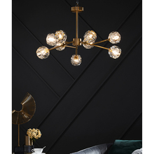 Modern Pendant Ceiling Lamps LED Crystal Pendant Lights Pending Lighting Hanging Lamp Living Room Dining Room Light Fixtures high quality modern crystal pendant lights lamp living room stairs led lamps