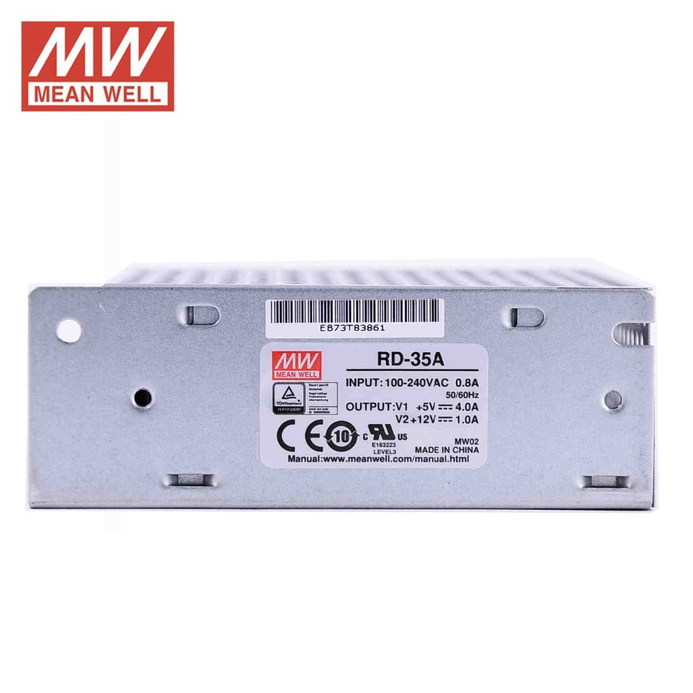 RD-35A POWER SUPPLY MEANWELL