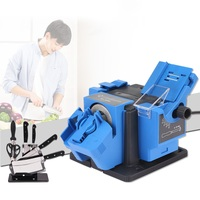 Electric Multi task Sharpener Knife Scissor Drill Sharpening Machine