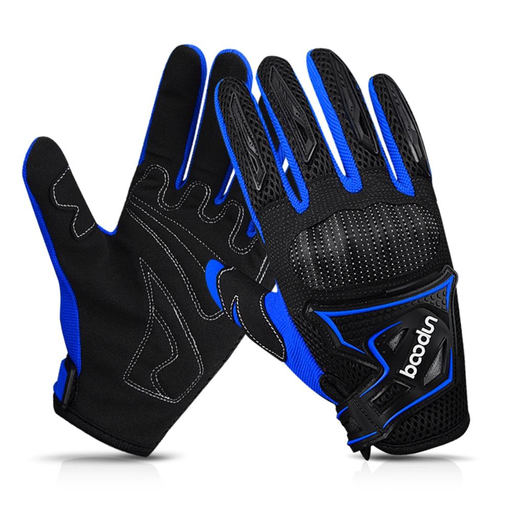 Sport Bike Hand Gloves: Outdoor Sports Hiking Winter Bicycle Bike Glove For Men