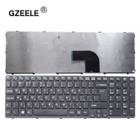 GZEELE Laptop Keyboard For Sony SVE17 E15 E15115 E15116 E15118 E1511S SVE151 Russian RU Layout Keyboards
