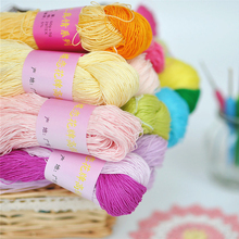 High grade 5 pieces lot Natural Smooth Flax 100 Linen yarn Mercerie Crochet yarn knitting skein yarn for knitting thread Z3541 tanie tanio Strong toughness Open End OE Linen Blended Yarn Anti-Insects Hand Knitting YIYIYIBA Worsted Organic Yarn Excellent As shown in figure