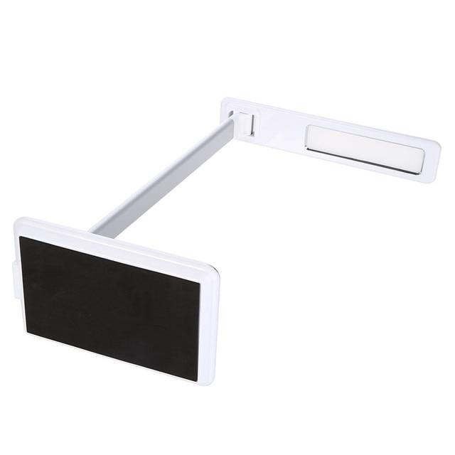Folding LED Desk Lights with Qi Wireless Desktop Charger