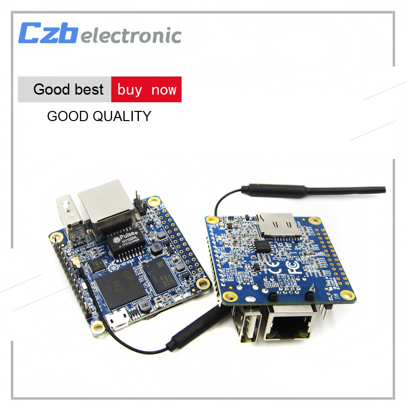 Orange Pi Zero H2 Chip Quad-Core Open-source Cortex-A7 512MB development board beyond Raspberry Pi