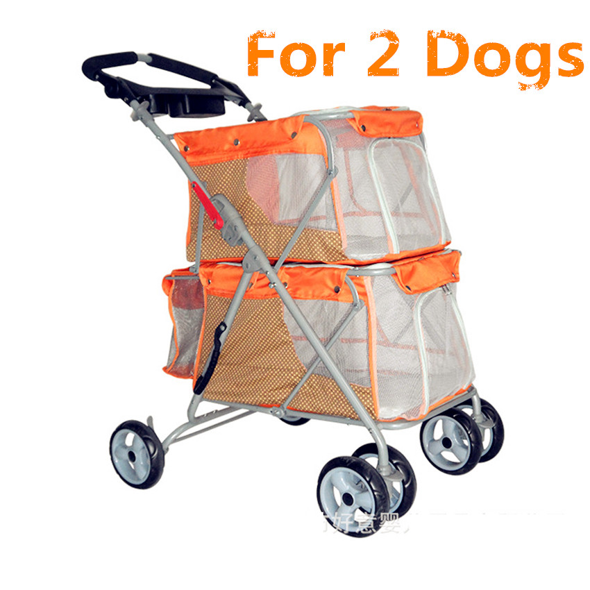 Export quality Pet Cat Stroller/Dog Strollers Oxford
