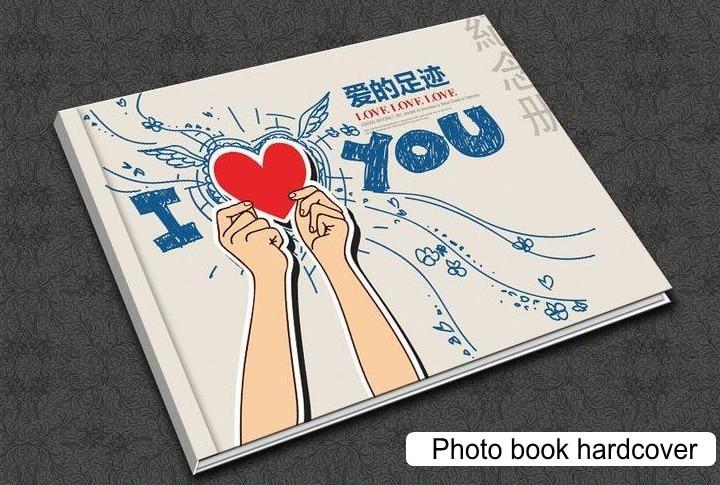 Hard Cover Maker A4 Størrelse til Photo Books Restaurant Menuer - Kontorelektronik - Foto 5