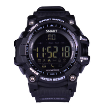 Smart Watch EX16 Xwatch Sports Bluetooth 4.0 5ATM IP67 Waterproof Smartwatch Wristband Stopwatch Alarm Clock long time standby