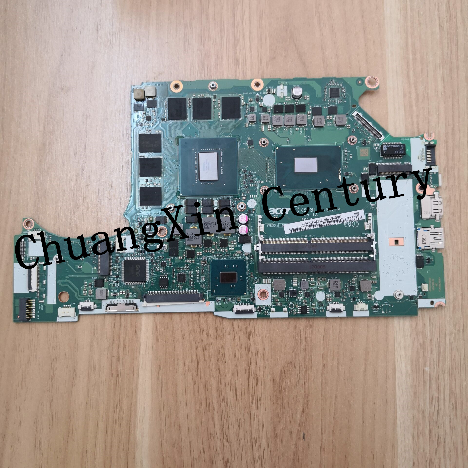 Us 635 88 For C5prh La E921p For Acer Predator Helios 300 G3 571 Mbdummy057 Laptop Motherboard With I7 Cpu Gtx 1060 Gpu Ddr4 100 Test In Laptop