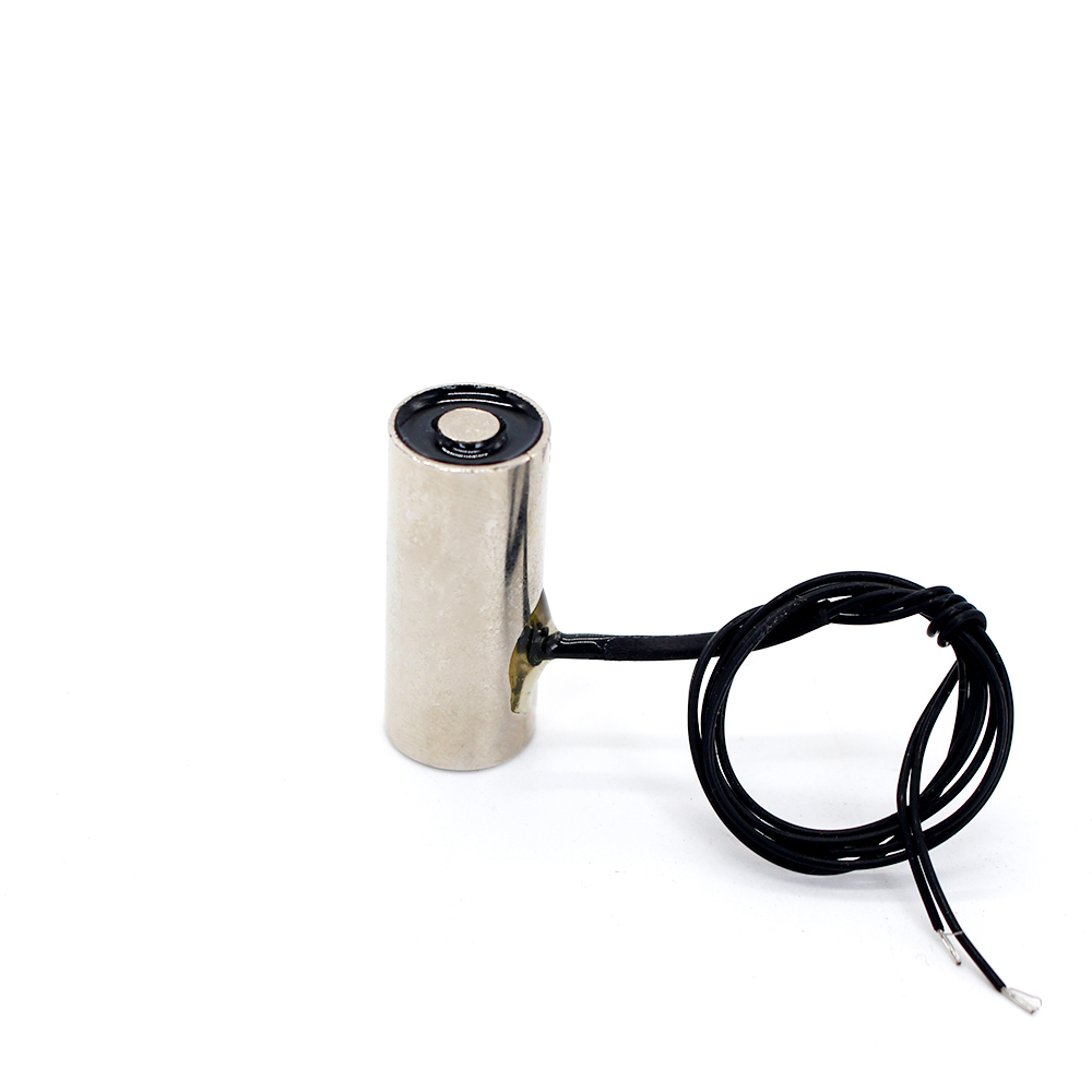 13*27 DC 6V 12V 24V Waterproof Energized Hold Electromagnet 0.5kg Sucker electric magnet coil portable lift powerful 12 solenoid 50 30 dc 6v 12v 24v waterproof energized hold electromagnet 60kg sucker electric magnet coil portable lift powerful 12 solenoid