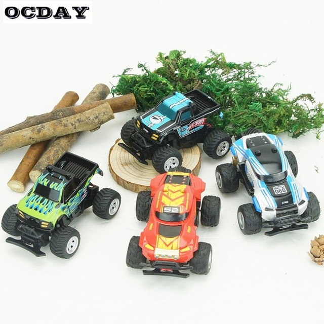 Mini Electric Off Road Rc Cars Toys 8024 27hmz 40mhz 4ch