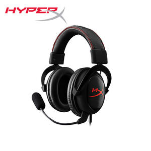 Kingston Gaming Headset For PC PS4 Xbox Mobile devices HyperX Cloud Core Headphones