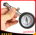 YD-6025 Metal Car tire pressure gauge AUTO air pressure meter tester diagnostic tool second hand car repair test high precision