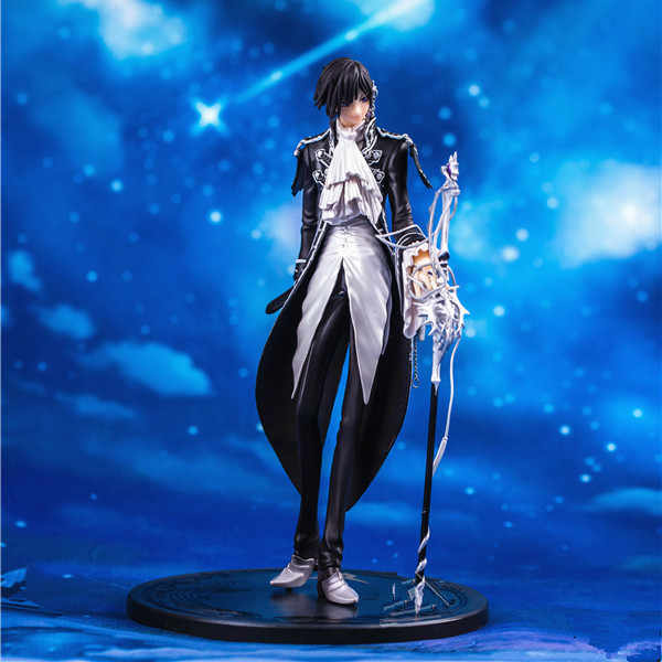 Anime Code Geass Lelouch Lamperouge PVC Action Figure Collectible Modelo toy boneca 23 cm