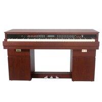 Стол фортепиано простой орех 88 ключ электрическое пианино Главная рабочего молоток фортепиано
