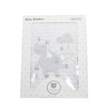 Мягкие детские одеяла для новорожденных 100% фланелевые теплые