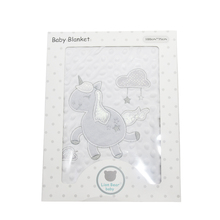 Soft baby blankets newborn 100% flannel warm 2 layers animal pattern dot Swaddle