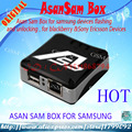 2015 newest vesion ASB BOX / AsanSam Box for samsung flash & unlock , for blackberry &Sony Ericsson (Packaged with 2 cables)