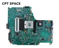 YTAI N61JA REV 2.1 USB 3.0 HM55 Mainboard per Asus N61JA REV 2.1 USB 3.0 HM55 Madre Del Computer Portatile Supporto i3 i5 processore
