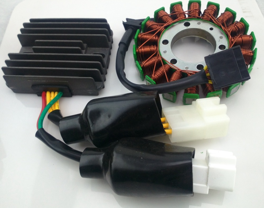 Aliexpress Com   Buy Motorcycle Stator  U0026 Regulator
