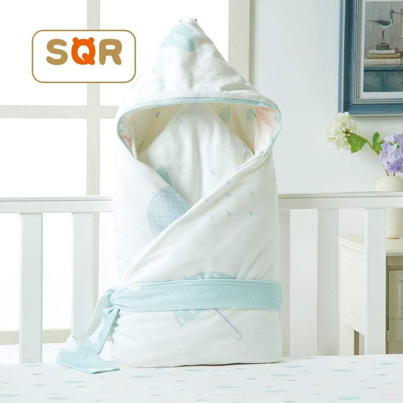Bébé Swaddle 85x85 cm bébé couverture épaisse chaude berbère polaire enveloppes pour nouveau-nés écharpe pour bébé bébé literie dormir