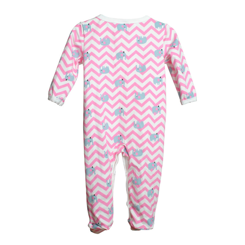 Brand Newborn Baby Clothes Cute Cartoon Baby Costume Girl Boy Jumpsuit Clothing Spring Autumn Cotton Romper Body Baby Clothes 24