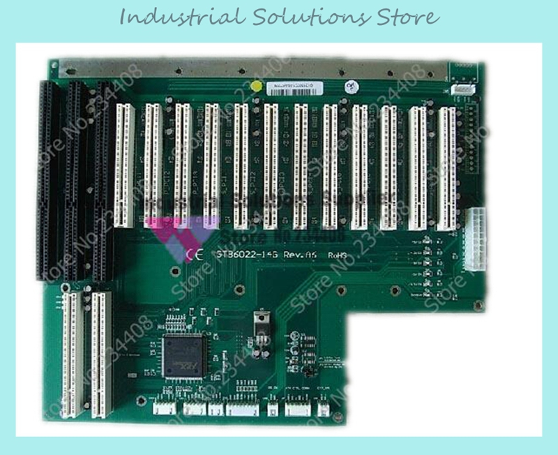 все цены на Industrial Control Motherboard PIG1.0 Motherboard AI 4U Chassis 14 Slot 12 PCI Floor GTB6022-14G 100% tested perfect quality онлайн