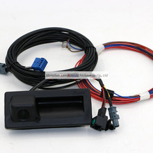 OEM MIB камера заднего вида RGB камера заднего вида с проводкой для VW New Jetta Sharan Touran
