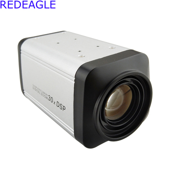 REDEAGLE 1080P HD AHD Auto Focus Zoom BOX Camera 30X Optical Zoom 2MP Security Camera 2 0mp all in one camera 30x 3 90mm wdr box camera ahd auto iris dsp 30x digital zoom surveillance cctv ahd camera 1080p