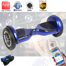 New upgrade MAOBOOS M10i APP controls two-wheeled balance car 10-inch electric scooter  intelligent Smart electric hoverboard